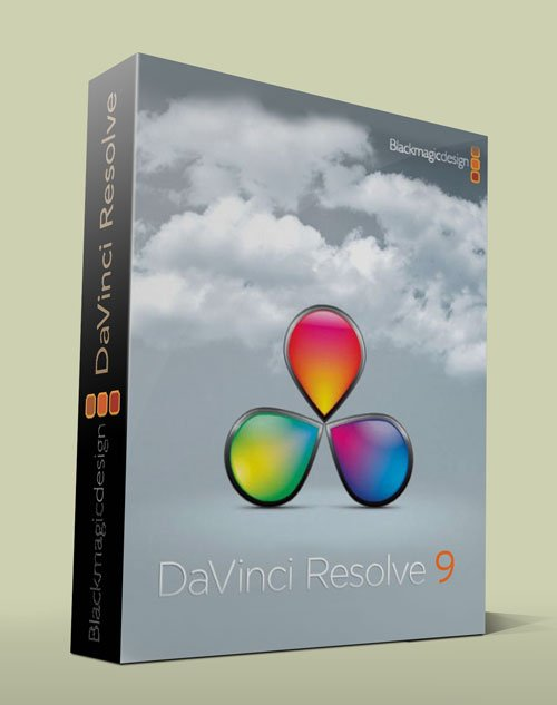 BlackMagic Design – Davinci Resolve 9.0