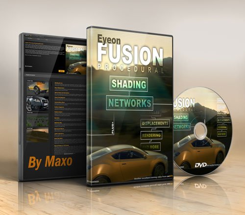 cmiVFX - Fusion Procedural Shading Networks