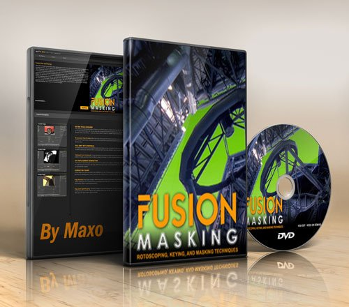 cmiVFX – Fusion Roto and Keying