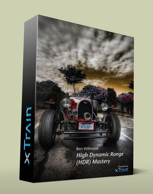 xTrain – High Dynamic Range (HDR) Mastery – Ben Willmore