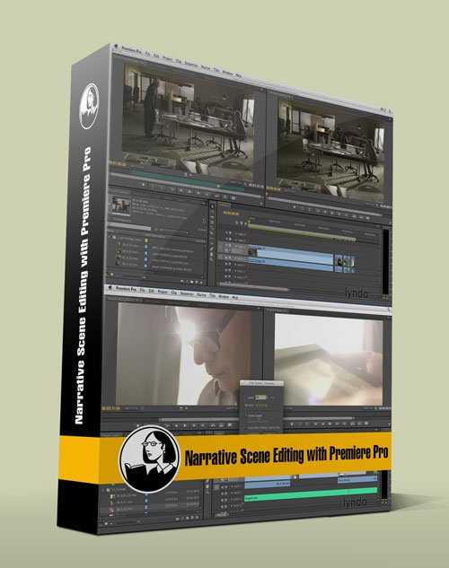 Narrative Scene Editing with Premiere Pro