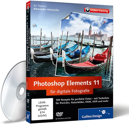 Galileo Design – Photoshop Elements 11 Digital Photography