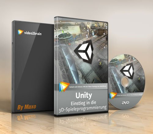 video2brain – Unity: Introduction to 3D Game Programming