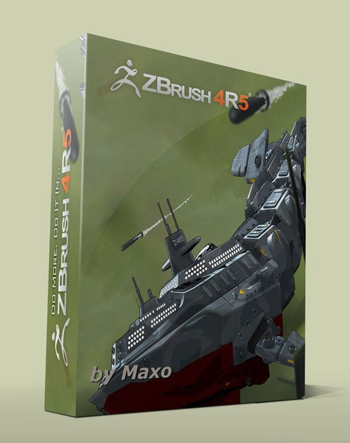Pixologic zbrush v4R5 Win / Mac