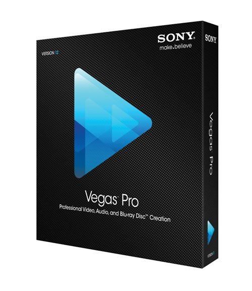 Sony Vegas Pro Suite 12.0 Build 394 x64Bit