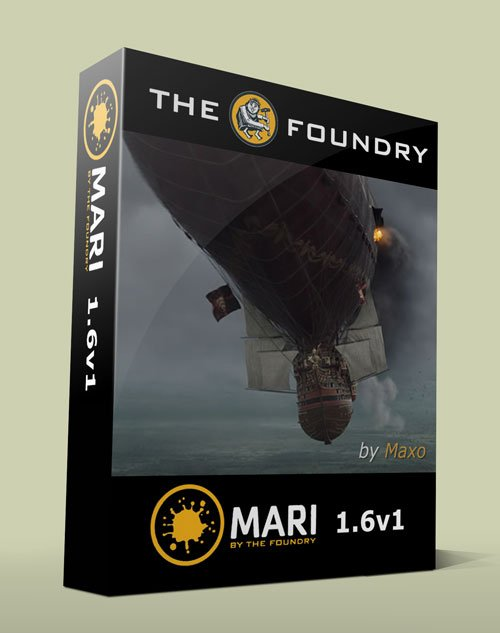 The Foundry – MARI 1.6v1 Win 64Bit