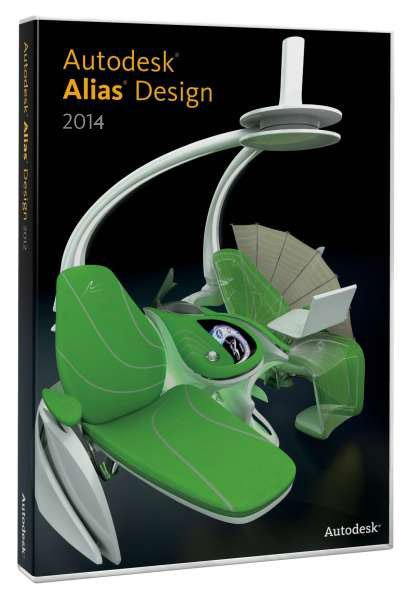 Autodesk – Alias Design 2014 x32/64Bit Win