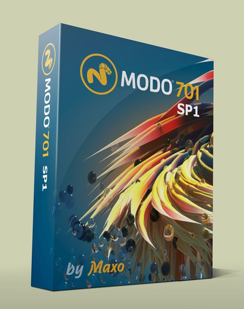 Luxology Modo v7.0.1 SP1 + Content  – Win/Mac/Linux
