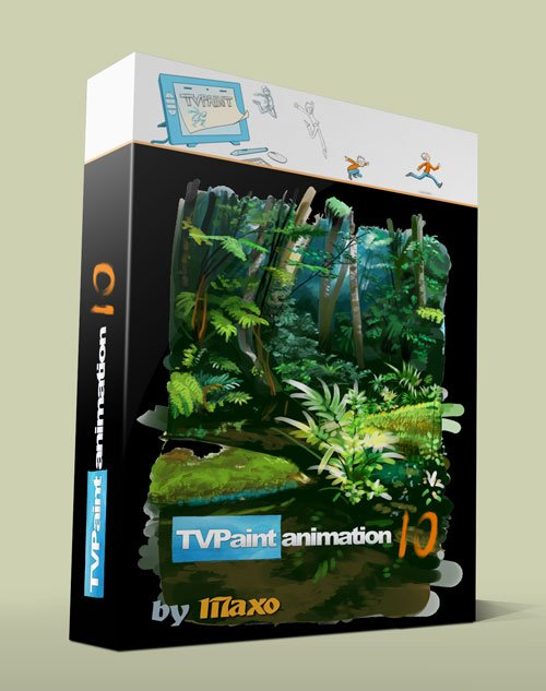 TVPaint Animation 10 Pro v10.0.16 – x32/64bit Win