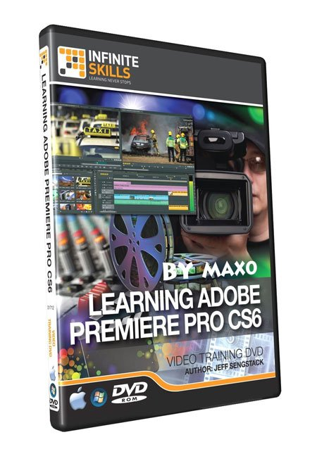infiniteskills - Learning Adobe Premiere Pro CS6 Training Video