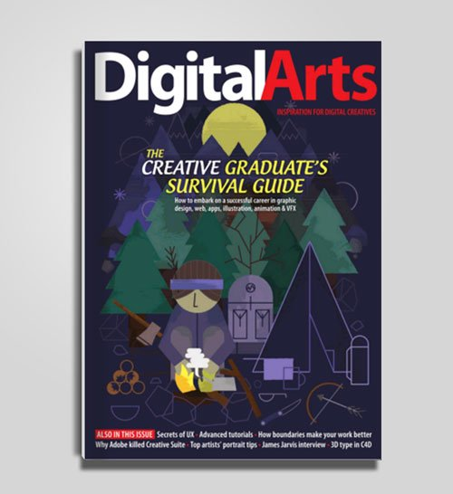 Digital Arts – July 2013