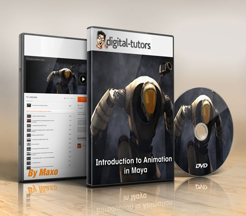 Digital - Tutors : Introduction to Animation in Maya