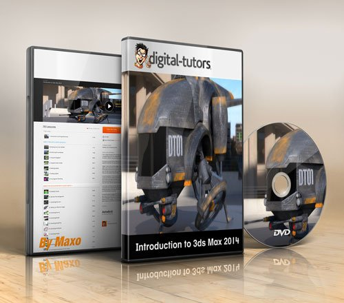 Digital - Tutors - Introduction to 3ds Max 2014