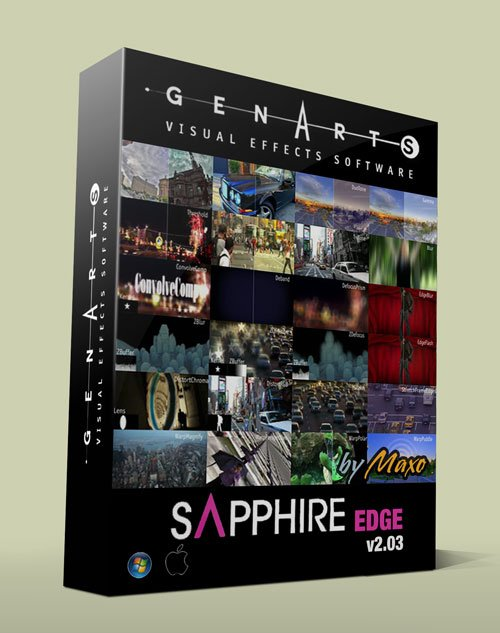Genarts Sapphire Edge v2.03 for All Platforms – Win/Mac