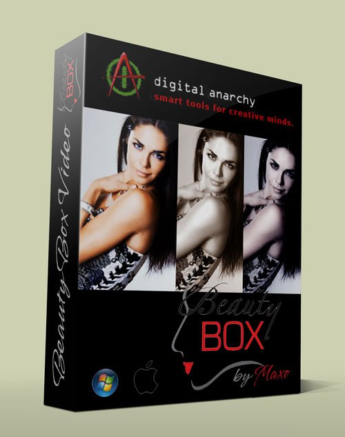 Digital Anarchy – Beauty Box Video 3.0.3 For After Effects - Win/Mac