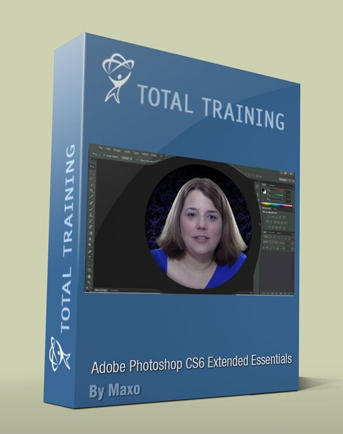 Total Training – Adobe Photoshop CS6 Extended Essentials