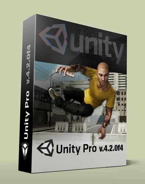 Unity 4.2.0f4 Pro for WIN/MAC