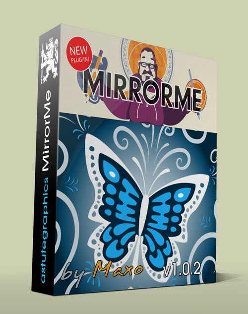 Astute MirrorMe v1.0.2 for Adobe Illustrator - Win/Mac