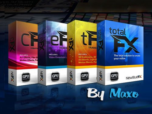 NewBlue TotalFX 3.0 build 130725