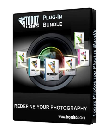 Topaz Photoshop Plugins Bundle 2013 DC 22.08.2013 x32/x64bit Win