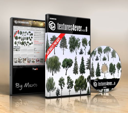 Evermotion: Textures4ever vol. 8