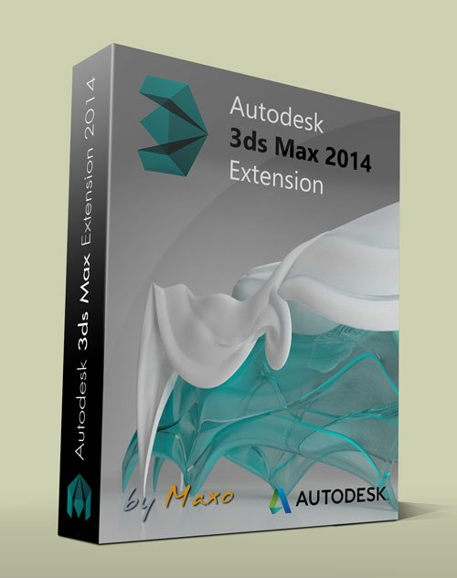 Autodesk 3ds Max & 3ds Max Design Extension 2014 Win