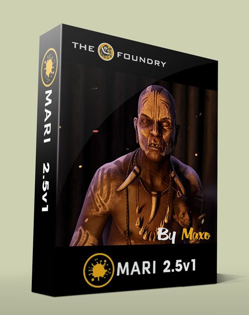 The Foundry Mari 2.5v1 Win/Mac/Linux