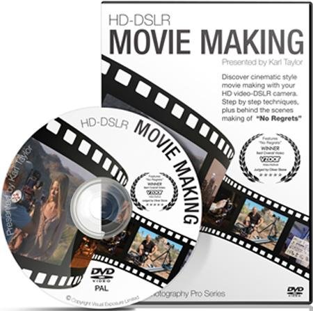 KarlTaylor: HD-DSLR Movie Making: Learn how to use your DSLR kit to make pro HD Movies