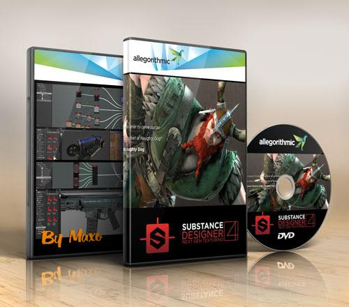 Allegorithmic Substance Designer 4.0.0 Build 13014 Win/Mac