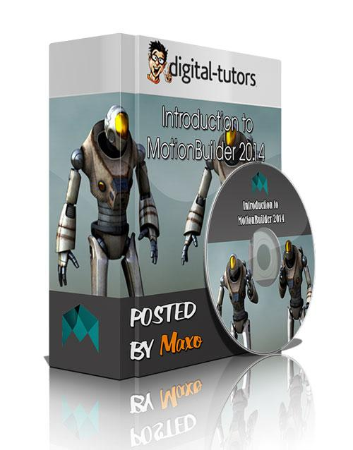 Digital - Tutors: Introduction to MotionBuilder 2014