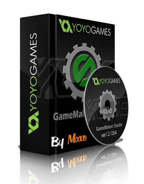 Game Maker Studio v1.2.1264 Win