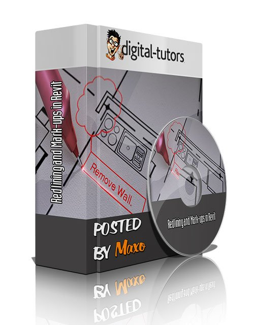 Digital - Tutors: Redlining and Mark-ups in Revit