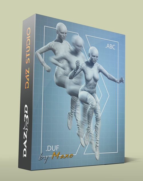 Alembic Exporter v.1.0.2.118 For DAZ Studio 4.6 x64bit Win