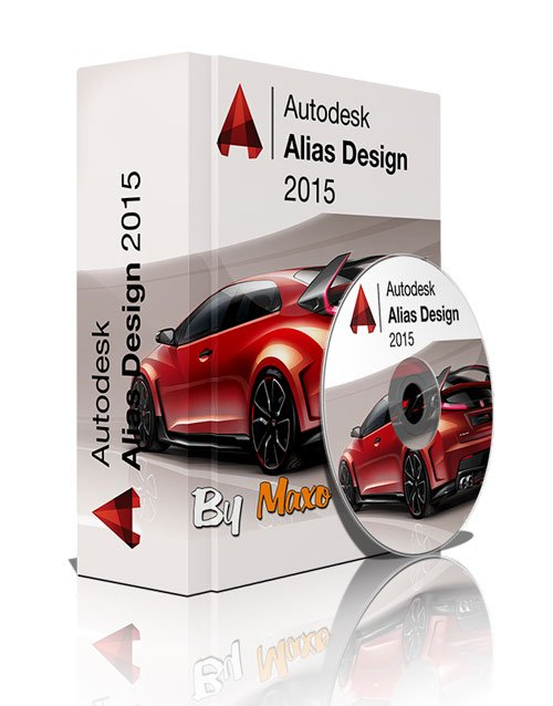 Autodesk Alias Design 2015 x64 Win