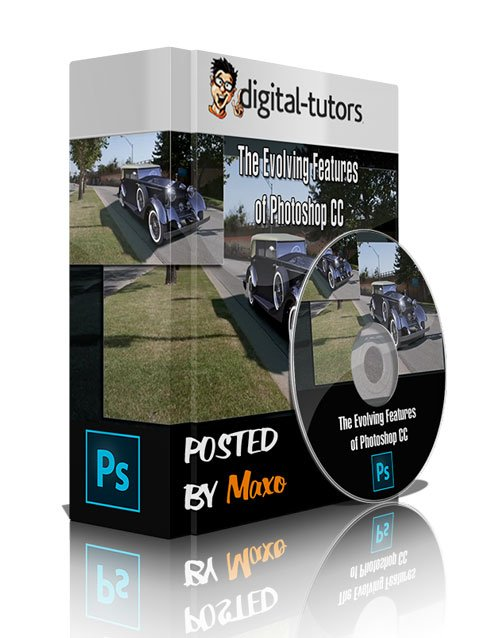 Digital - Tutors: The Evolving Features of Photoshop CC