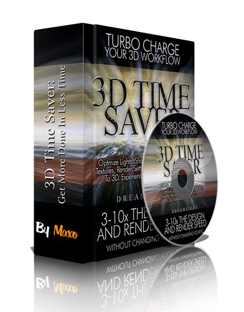 Basic3dtraining - 3D Time Saver: Get More Done In Less Time