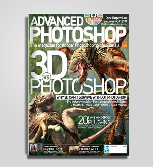 Advanced Photoshop - Issue 122 ( 2014 )