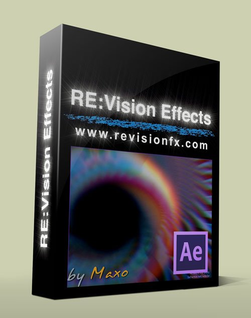 Re:Vision Effects Plugins for AE Collection