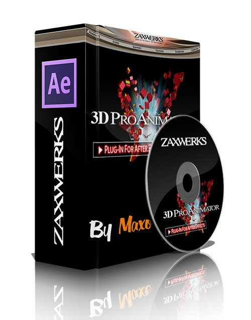 Zaxwerks 3D: All Plugin Bundle for After Effects 2014