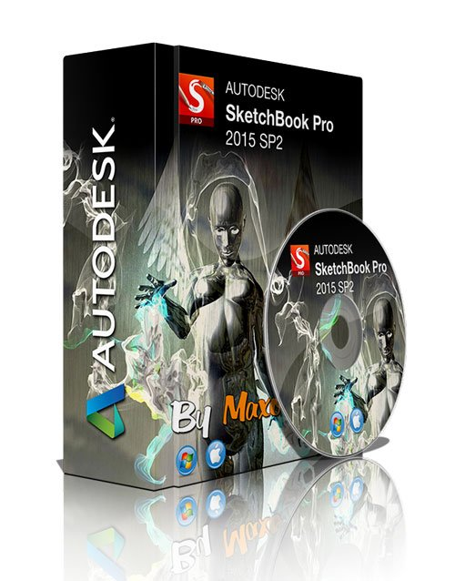 Autodesk SketchBook Pro 2015 SP2 WIN/MAC - XFORCE
