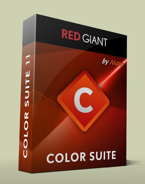 Red Giant Color Suite v11.1.4 Win/Mac