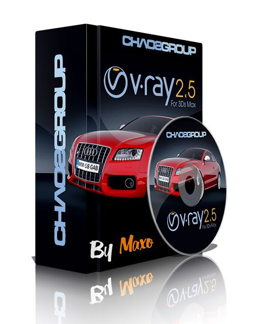 V-Ray adv v2.50.01 For 3ds Max 2014/2015 x64 Win