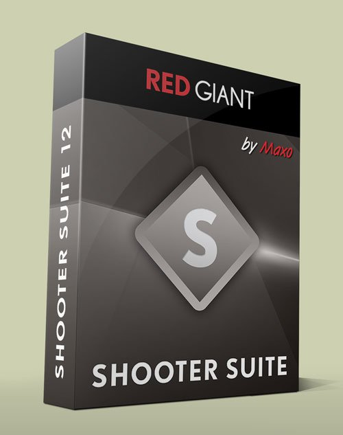 Red Giant Shooter Suite v12.6.0