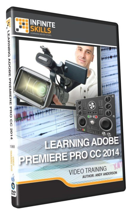Infiniteskills: Learning Adobe Premiere Pro CC 2014 Training Video