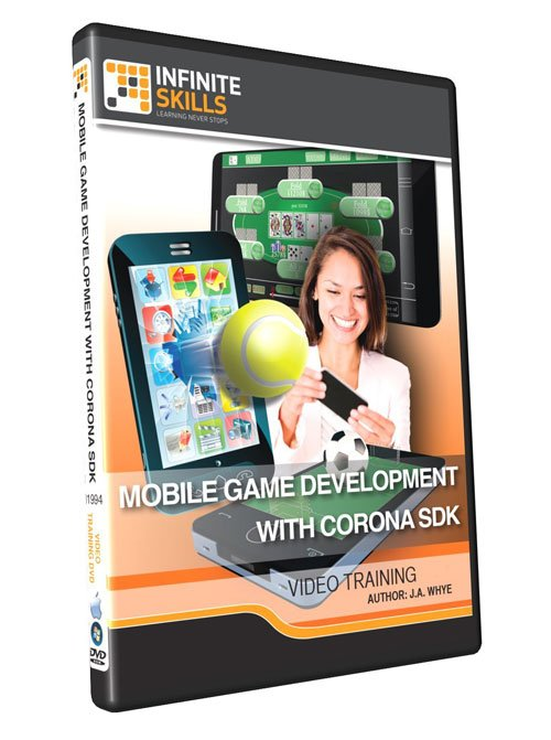 Infiniteskills: Mobile Game Development With Corona SDK Training Video