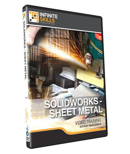 Learning SolidWorks 2015 - Sheet Metal
