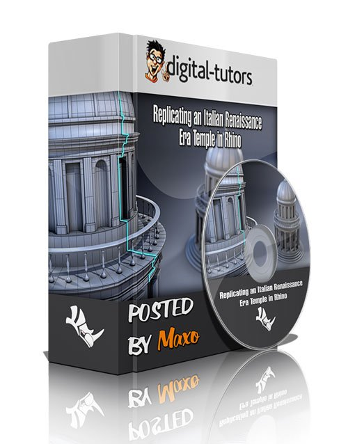 Digital - Tutors: Replicating an Italian Renaissance Era Temple in Rhino