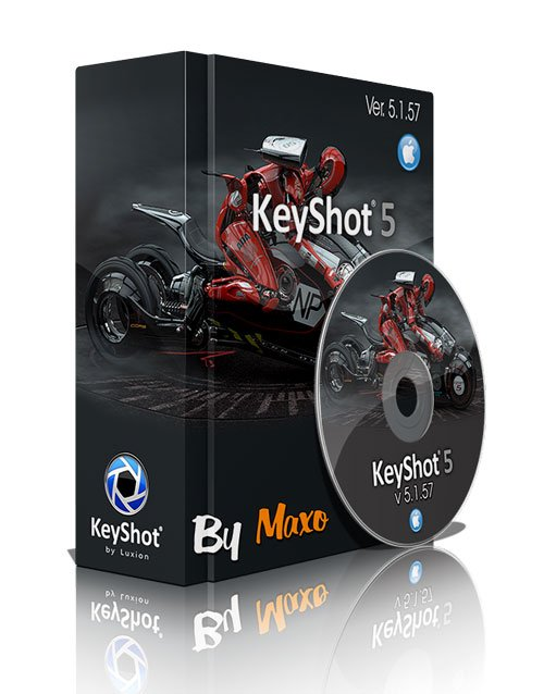 Luxion Keyshot Pro Animation Vr v5.1.57 Mac