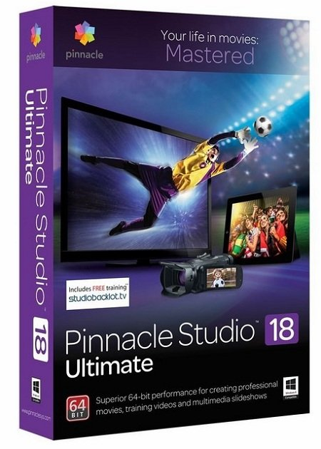 Pinnacle Studio Ultimate 18