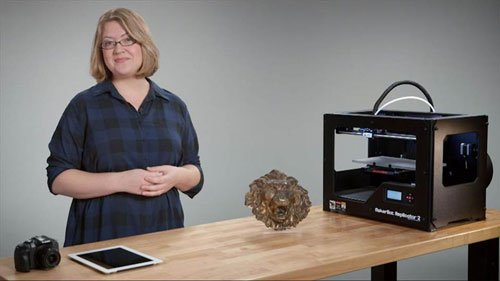 3D Scanning with a Camera with Kacie Hultgren